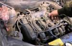 Почему трясется двигатель на холостом ходу