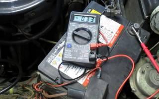 Разряжается аккумулятор на автомобиле проверка утечек