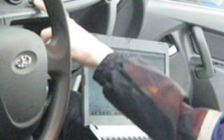 Почему большой расход бензина на гранте