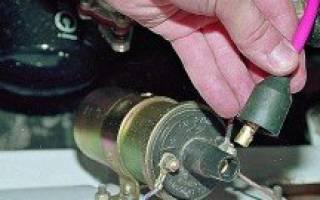 Почему греется катушка зажигания на уаз 469