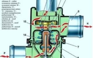 Термостат ваз 21214 инжектор какой лучше