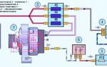 Схема генератора приора 115а