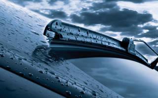 Почему плохо чистят дворники на машине