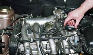 Сборка двигателя ваз 2106 своими руками видео
