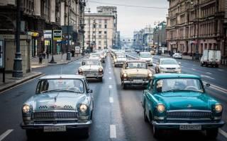 Средний пробег авто за год в россии