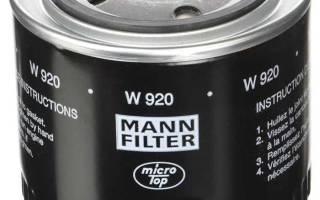 Подойдет ли масляный фильтр