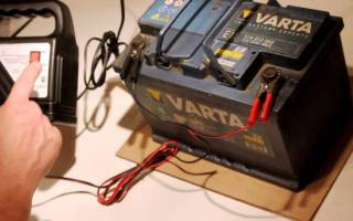 При зарядке аккумулятора не кипит электролит