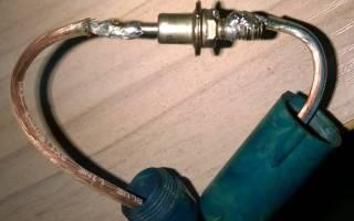 Увеличить напряжение на генераторе диодом