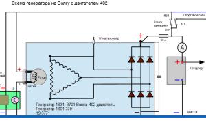 Реле генератора газель 402 двигатель