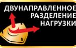 Опоры стоек ss20 gold