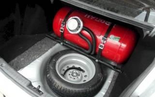 Штраф за газовое оборудование на авто