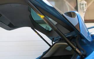 Установить автоматическое открывание багажника