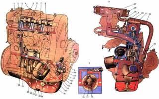 Шум в двигателе ваз 2109