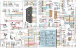 Схема ваз 21124 инжектор 16 клапанов схема