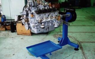 Стойка для ремонта двигателя своими руками