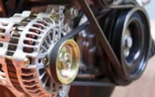 Свистит ремень генератора лада гранта