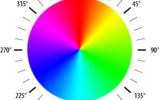 Сине фиолетовый цвет код