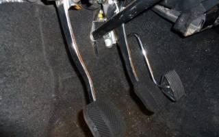 Мягкая педаль сцепления и не включаются передачи