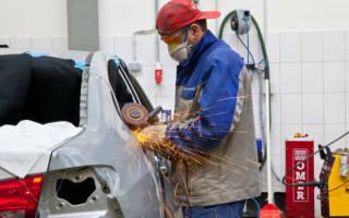Что такое кузовной ремонт