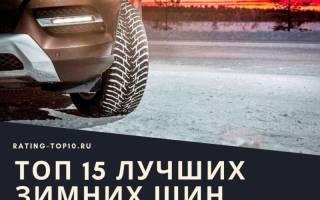 Лучшие зимние шины 2017 шипованные рейтинг r15