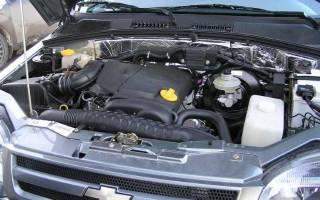 Нива шевроле перегревается двигатель