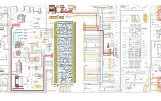Схема подключения вентилятора печки ваз 2109