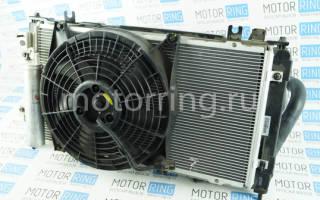 Радиатор основной лада гранта с кондиционером