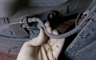 Техобслуживание тормозной системы автомобиля