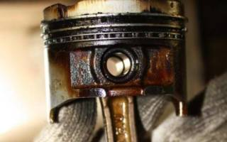 Признаки залегания колец в бензиновом двигателе