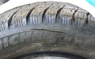 Ремонт бокового прокола бескамерной шины