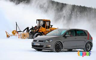 Тест зимних нешипованных шин 2017 за рулем