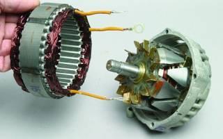 Почему генератор не дает заряд