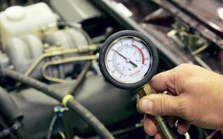 Сколько нормальная компрессия в двигателе