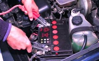 Почему аккумулятор на машине не берет зарядку