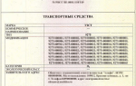 Реестр одобрений типа транспортного средства таможенного союза