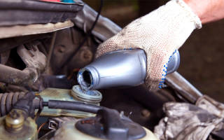 Сроки замены тормозной жидкости в автомобиле